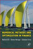 Numerical Methods and Optimization in Finance, Gilli, Manfred and Maringer, Dietmar, 0123756626
