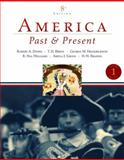 America, Past and Present, Divine and Fredrickson, George M., 0321446623