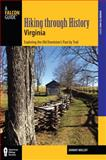 Hiking Through History Virginia, Johnny Molloy, 0762786620