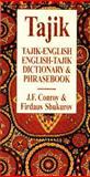 Tajik-English, English-Tajik, Joseph Conroy, 0781806623