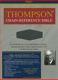 Thompson Chain Reference Bible-KJV, Frank Charles Thompson, 0887076629