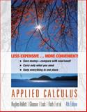Applied Calculus, Fourth Edition Binder Ready Version, Hughes Hallett, 0470556625