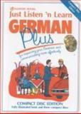 Just Listen 'n Learn German Plus, Listen 'N' Learn, 084424662X