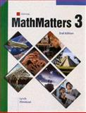 MathMatters, Lynch, Olmstead and McGraw-Hill Staff, 0538686634