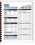 1040 Express Answers 2008, CCH Tax Law Editors, 0808016636