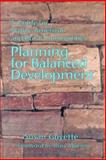 Planning for Balanced Development 9780940666634