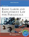 Blackboard Bundle : Basic Labor and Employment Law for Paralegals, Craig, 0735586632