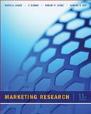 Marketing Research, Aaker, David A. and Day, George S., 1118156633
