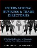 International Business and Trade Directories, 2002/03, , 1930956630