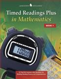 Timed Readings Plus in Mathematics, McGraw-Hill - Jamestown Education Staff, 0078726638