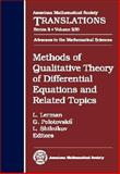 Methods of Qualitative Theory of Differential Equations and Related Topics, , 0821826638