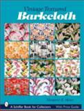Vintage Textured Barkcloth, Margaret Meier, 0764326635