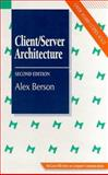 Client-Server Architectures, Berson, A., 0070056641