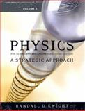 Physics for Scientists and Engineers Vol. 3, Chapters 20-25 : A Strategic Approach, Knight, Randall D., 0321516648