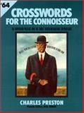 Crosswords for the Connoisseur, Charles Preston, 0399526641