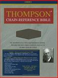 Thompson Chain Reference Bible-KJV, Frank Charles Thompson, 0887076645