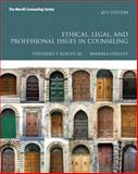 Ethical, Legal, and Professional Issues in Counseling, Remley, Theodore P., Jr. and Herlihy, Barbara P., 0133406644