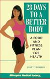 28 Days to a Better Body, Janet Thomson, 1882606647