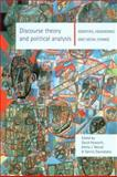 Discourse Theory and Political Analysis 9780719056642