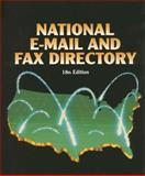 National E-mail and Fax Directory, , 0787686646