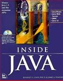 Inside Java, Ritchey, Tim and Siyan, Karanjit S., 1562056646