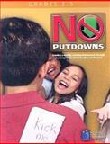 No Putdowns: Grades 3-5, , 1931636648