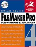 FileMaker Pro 4 for Windows and Macintosh, Hester, Nolan, 0201696649