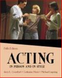 Acting in Person and in Style, Crawford, Jerry L. and Hurst, Catherine, 157766664X