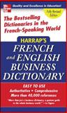 Harrap's French and English Business Dictionary, Harrap's Staff, 0071456643