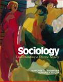 Sociology : Understanding a Diverse Society, Andersen, Margaret L. and Taylor, Howard F., 0534566642