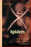 Spiders : Biology, Ecology, Natural History, and Behavior, Punzo, Fred, 900415664X