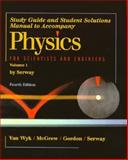 Physics for Scientists and Engineers 9780030156649