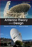Antenna Theory and Design, Stutzman, Warren L. and Thiele, Gary A., 0470576642