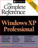 Windows® XP Professional : The Complete Reference, Hart-Davis, Guy, 007222665X