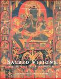 Sacred Visions : Early Paintings from Central Tibet, Kossak, Steven and Singer, Jane Casey, 0300086652