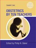 Obstetrics by Ten Teachers, , 0340816651