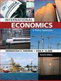 International Economics : A Policy Approach, Kreinin, Mordechai E. and Clark, Don P., 1269206656