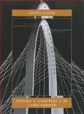 Student Study Guide for University Physics Volume 1 (Chs 1-20), Young, Hugh D. and Freedman, Roger A., 0321696654
