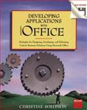 Developing Applications with Microsoft Office, Solomon, Christine, 1556156650