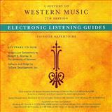 Norton Anthology of Western Music 5E Concise Electronic Guide Listening Guide CD, Burkholder and Murray, Russell E., 0393106659