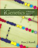 Igenetics : A Molecular Approach with MasteringGenetics, Russell, Peter J., 0805346651