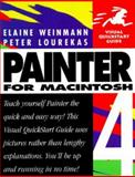 Painter Four for Macintosh : Visual QuickStart Guide, Weinmann, Elaine and Lourekas, Peter, 0201886650