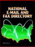 National Email and Fax Directory, Cengage Gale, 0787686654