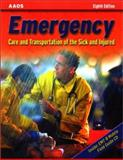 Emergency Care and Transportation of the Sick and Injured, AAOS Staff and Gupton, Carol, 0763716669