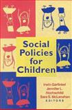 Social Policies for Children 9780815736660
