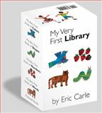 My Very First Library, Eric Carle, 0399246665