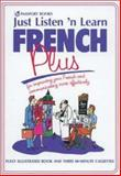 Just Listen 'N Learn French Plus, Hill, Brian, 084429666X