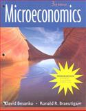Microeconomics, Besanko, David and Braeutigam, Ronald R., 0470896663