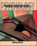 Psychology : Themes and Variations, Weiten, 0534246664