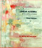 Linear Algebra with Applications, W. Keith Nicholson, 0534936660